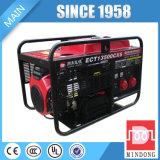 Série quente 3kw/230V da venda Ec4500 gerador da gasolina de 50 hertz para o uso Home