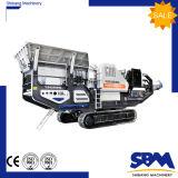 Planta movible profesional de la trituradora de quijada Yg1142e710
