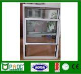 Aluminiumprofil Windows und sondern gehangenes Windows mit doppeltem Glas aus