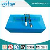 Bajo MOQ 18650 batería de la bici de 6s5p E Batería del Li-ion de 24 voltios / batería de litio con el bis