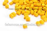 PE of pp Gele Plastic Masterbatch voor het Vormen van de Injectie