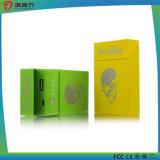 Banco da potência da caixa dos cigarros de Electroinc