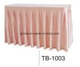 Polyester-Hochzeits-Bankett-Tisch-Tuch