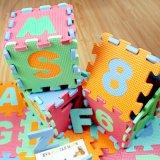 Het Stuk speelgoed die van de Mat van de baby de Mat van het Spel van het Raadsel van de Vloer van het Schuim van EVA (H1308053) met elkaar verbinden
