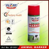 Indicatori animali, vernice di spruzzo animale della marcatura