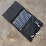 складной заряжатель панели солнечных батарей 20W для напольной пользы