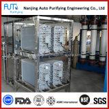 L'eau de l'eau EDI Ultrapure de processus industriel
