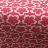 Tela de las lanas del telar jacquar poca flor