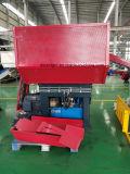 Ontvezelmachine van de Schacht van de hoge Efficiency de Enige voor het Verscheuren van Pijpen