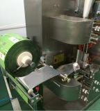 Maquinaria de envasado de la bolsita de té del papel de filtro (bolso interno y externo con la cadena y la etiqueta)