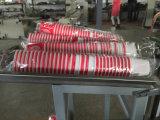 Taza de papel de cuatro filas Lh-450 que cuenta y empaquetadora