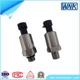 Pequeño transductor del transmisor de presión del bajo costo, salida 0.5~4.5V /1 ~5V /0 ~5V /4 ~20mA/Spi/I2c