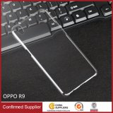 Crystal Clear PC Case para Oppo R9 R9 Plus
