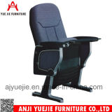 Cadeira Yj1211 do auditório do carrinho da liga de alumínio do uso do quarto do auditório