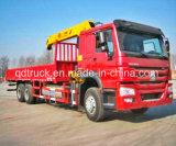Sinotruk 6*4 Heavy Van Truck, carro del cargo