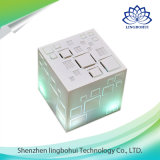 Haut-parleur de Bluetooth d'éclairage LED de qualité avec la fonction de FM