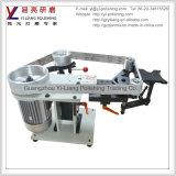 Máquina que enarena de la correa abrasiva para moler y aplicar con brocha del alambre