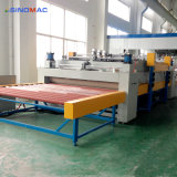 Máquina de lavar de vidro horizontal do Semi-Automation (YD-QXJ25)