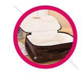 Le produit de beauté d'article de toilette de course de mode d'impression de dessin animé composent le sac