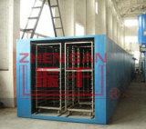 Heißluft-Zirkulations-Tunnel-Trockner für Pflaume