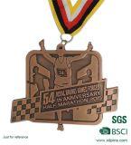 Подгонянное медаль спорта марафона для пожалования (XD-03026)