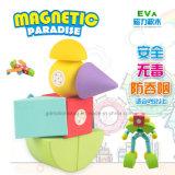 磁気Paradise01--磁気ブロックのブロック構築のおもちゃの教育おもちゃ