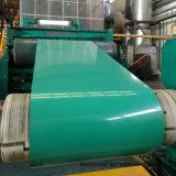 De met een laag bedekte die Rollen van het Aluminium voor de Comités van de Honingraat en Samengesteld Comité worden gebruikt