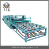 Fornecedores de vidro do equipamento de produção da placa do incêndio do magnésio de Hongtai