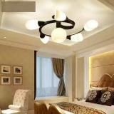Morden OEMの喫茶店の装飾的な天井ランプライト家具