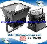 Yaye 18 Ce/RoHS/UL 1000W LED Spotlight/LED Project/LED Flut-Beleuchtung mit Garantie der Jahr-CREE/Meanwell/5