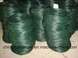 熱い販売PVCは鉄のWiregalvanizedのコイルワイヤーに塗った