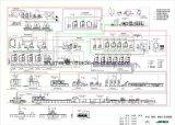 De Aseptische ZuivelPrijs van uitstekende kwaliteit van de Apparatuur van de Lopende band van de Melk/Van de Installatie van de Verwerking van de Condens/van de Lopende band van de Sojamelk