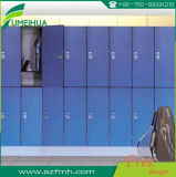 Dimensiones materiales de gama alta del cubículo de la ducha del tocador de la gimnasia de HPL