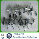 Осложненный OEM высокой точности обрабатывая части CNC подвергая механической обработке