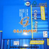 Grade B Mixte Taille Pulp 75gsm Lettre Copie papier