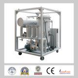 Série do purificador de petróleo do vácuo do óleo isolante de Jy