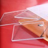 Feuille solide première de polycarbonate de la matière 2mm de Bayer profondément