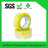 Gelblicher BOPP anhaftender Karton-dichtendes Papierkasten-verpackenband des China-Lieferanten-