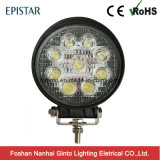 E-MARK impermeabilizzano intorno all'indicatore luminoso del lavoro di 27wbright LED (GT2009-27W)