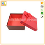 Caixa de presente de empacotamento por atacado da caixa de relógio de forma para o relógio