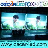 Alto vídeo de la definición de la alta calidad que hace publicidad de la muestra al aire libre del panel de P4 P5 P6 LED