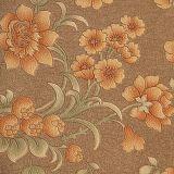 Le modèle a personnalisé le papier peint d'impression de fleur pour décoratif à la maison