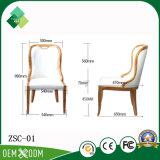 Cadeira simples moderna da sala de jantar do hotel do estilo para a venda (ZSC-01)