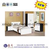 Кровать деревянной мебели спальни просто одиночная (SH043#)