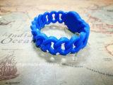 A identificação passiva do Lf dos Wristbands do silicone lasca Tag dos braceletes RFID