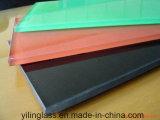 Het kleur Afgedrukte Aangemaakte Glas van Planken