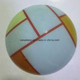 De ronde Lamp van het Plafond van het Glas voor de BinnenDecoratie van de Verlichting