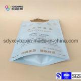Kundenspezifischer Tee-Fastfood- Beutel mit Reißverschluss