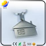 Catena chiave del metallo in lega di zinco di figura della Camera
