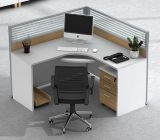 Fabrik-Preis-Möbel-Büro-Arbeitsplatz MDF-Trennwand (HX-NCD337)